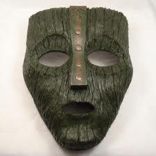 Loki Mask, The Mask movie prop