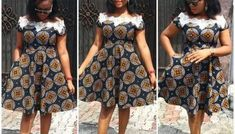 Shweshwe Dresses Fans Group New Year 2019 ⋆ Latest African Fashion Dresses, African Women Fashion, Womens Fashion, Shweshwe Dresses, Fashion Show, Fashion Design, Fashion Trends, African Girl, African Attire