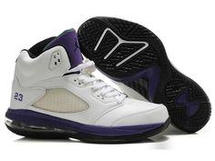 big sale 51d07 22fe5 Air Jordan 5 Retro White Purple