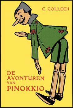 PINOCCHIO DE AVONTUREN VAN PINOKKIO