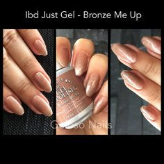 Ibd Just Gel Bronze Me Up