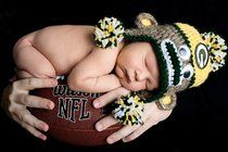 Packers Fans - How adorable!