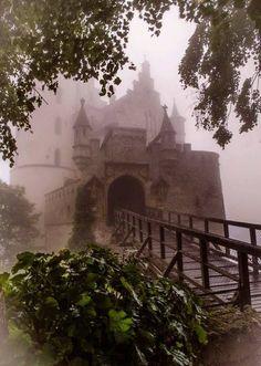 Lichtenstein Castle, Germany, from Iryna