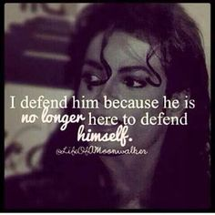 GOD LORD!! Someone finally made this  YES!!! I WILL FOREVER DEFEND MY BAE MICHAEL *cries*