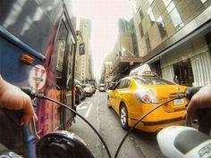 New York aus Sicht eines Fahrradfahrers
