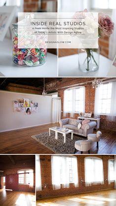 Inside the Studio of Kelli Dease Photography