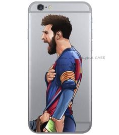 messi iphone 7 case