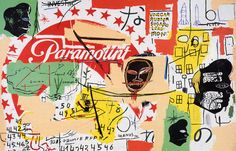 10 examples of Artist working together Paramount, Jean-Michel Basquiat and Andy Warhol, Jean Michel Basquiat, Jm Basquiat, Art Andy Warhol, Pop Art, Radiant Child, Art Brut, Whitney Museum, Beatnik, Arte Pop