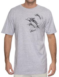 4f42cb54 Check out the deal on Tribal Dolphin Ocean T-Shirt at Shaka Time Hawaii  Clothing