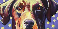 Kathryn-wronski-grass-valley-dog-artist-kvie-auction