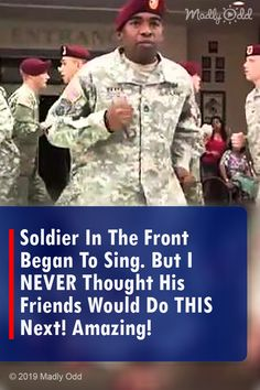 the men in the back did this, I lost it. Country Music Videos, Country Music Singers, Bingo Quotes, Got Talent Videos, Airborne Army, Dance Moves, Dance 4, Faith In Humanity, Kinds Of Music