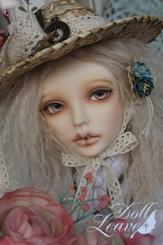 Bailey, 58cm Doll Leaves Girl - BJD Dolls, Accessories - Alice's Collections