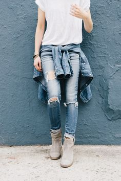 Rock 'n' Roll Style ☆ figtny.com | outfit • 40 - monday blues...