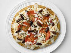 Ricotta Margherita Pizza-- A delicious take on the Margherita style by @Frigo Cheese