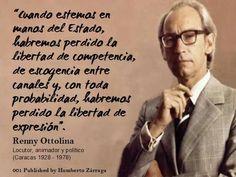 Renny Ottolina un gran Venezolano