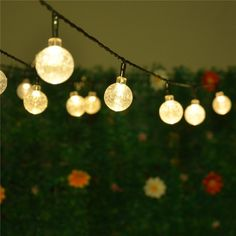 Garden String Lights Best One Of My Favorite Discoveries At Worldmarket Clear Orb Solar