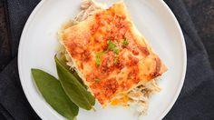 Chicken and Butternut Squash Lasagna - Slow Cooker Gourmet