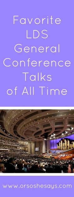 Favorite LDS General Conference Talks of All Time (she: Mariah) Lds Conference Talks, General Conference, Family Home Evening, Family Night, Lds Talks, Spiritual Thoughts, Spiritual Growth, Lds Church, Church Ideas