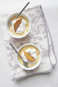 Pumpkin and Mascarpone Mousse #pumpkin #fall #desserts