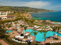 Terranea in Palos Verdes - one of my favorite hotels - highlighted as one of the best eco-friendly hotels in LA