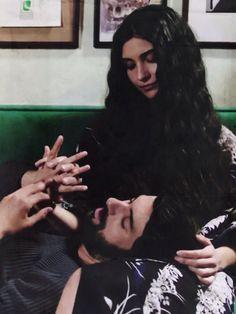Elif ❤️ Ömer #tubabüyüküstün #enginakyürek #karaparaask #karaparaaşk #zyn