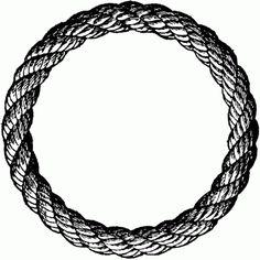 O, rope ring