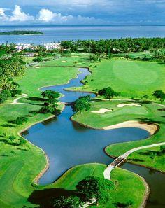 Fiji golf #travel #fiji #EasyGolfTips
