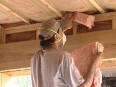 What You Should Know About Installing Insulation   DIY Wall & Ceiling Decorating, Painting & Installation   DIY