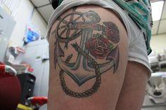 50 Tatuagens na coxa