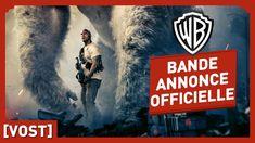 Rampage - Bande Annonce Officielle (VOST) - Dwayne Johnson / Naomie Harris