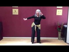 Belly Dancing - Senior Exercise Routine