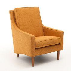 Garfield Chair Cordova Amber