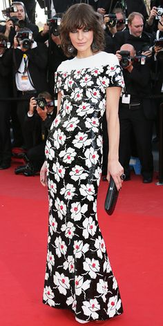 Who Is the Queen of the Cannes Film Festival 2013? - Milla Jovovich in Chanel Couture