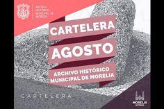 La Secretaría de Ayuntamiento a través del Archivo Histórico Municipal de Morelia, mantiene una cartelera de eventos culturales con el…