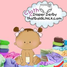 Cloth Diaper Derby Giveaway