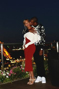 Beyoncè & Jay Z in Paris, France July 2016