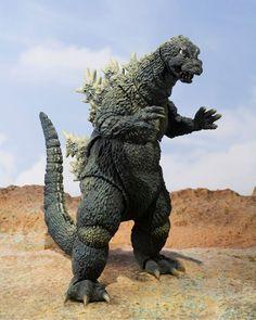 S.H.MonsterArts Godzilla (1964)