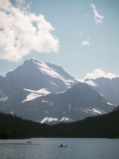 "adamhrabovsky: ""Mt. Gould, Glacier National Park © Adam Hrabovsky"""