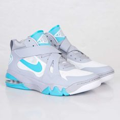 "Nike Air Force Max CB 2 Hyperfuse ""Gamma Blue"""