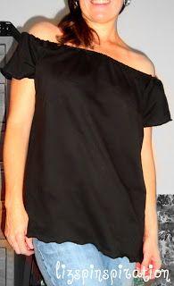 Pinspiration: T-shirt Makeover