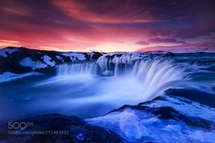 immortal waterfall by alfonso1979. Please Like http://fb.me/go4photos and Follow @go4fotos Thank You. :-)