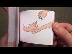 Squid Engagement Flipbook - YouTube
