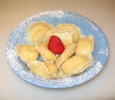 Sweet Cheese Pierogi Filling Recipe: Sweet Cheese Pierogi