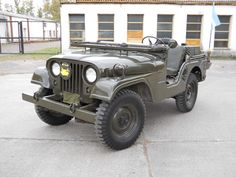1962 Willys M38A1 - Photo submitted by Gabriel Chiodi.