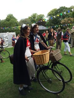 Don't panic - #callthemidwife are here! Velo Vintage @velo_vintage Exmouth 2014