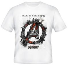 Kaos Avengers Age of Ultron 4