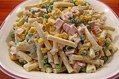 Gabelspaghettisalat, ein sehr leckeres Rezept aus der Kategorie Fleisch & Wurst. Bewertungen: 48. Durchschnitt: Ø 4,3.