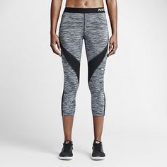 Nike Pro Hypercool Reflect Women's Training Capris #nike