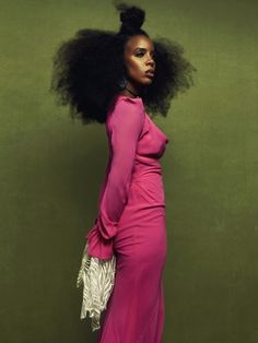 Kelly Rowland is a Natural Goddess in Schön! Magazine - COLOURES | Celebrating Beauty of All Shapes and Shades