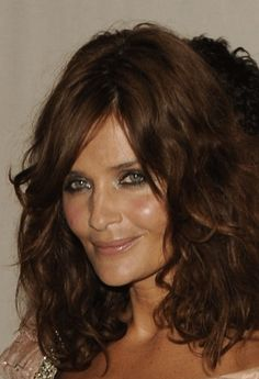 Danish supermodel and photographer HELENA CHRISTENSEN was born in Copenhagen, Denmark, to a Danish father and a Peruvian mother. After living with INXS frontman Michael Hutchence on and off in France and Denmark for five years in the early 1990s, she returned to New York City, which is now her home.
